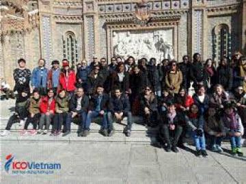 Lời tâm sự của du học sinh ICOGroup tại Tây Ban Nha – Ngô Thị Lượng