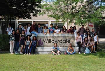 Trung học Willowdale Canada - học phí trường công - học bổng $ 4,000 CAD 2019